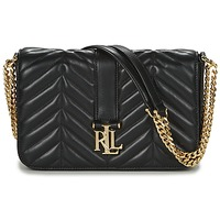 Bags Women Shoulder bags Ralph Lauren BRENDA Black