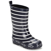 Shoes Children Wellington boots Be Only TIMOUSS Marine