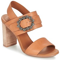 Shoes Women Sandals See by Chloé SB30123 Camel