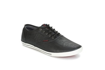 Shoes Men Low top trainers Jack & Jones SCORPION Black