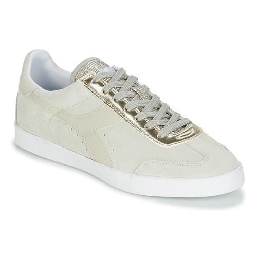0c10212820765 Diadora B ORIGINAL VLZ Grey - Free delivery   Spartoo NET ! - Shoes ...