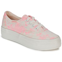 Shoes Women Low top trainers Coolway DODO Pink