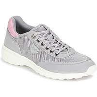 Shoes Women Low top trainers Aigle LUPSEE W MESH Grey / Pink