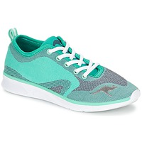 Shoes Women Low top trainers Kangaroos K-LIGHT 8004 TURQUOISE