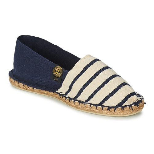 Shoes Espadrilles Art of Soule RAYETTE Blue / White