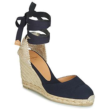 Shoes Women Sandals Castaner CARINA Marine