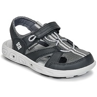 Shoes Children Sports sandals Columbia CHILDRENS TECHSUN™ WAVE Black