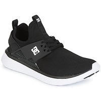 Shoes Men Low top trainers DC Shoes Meridian M SHOE BKW Black