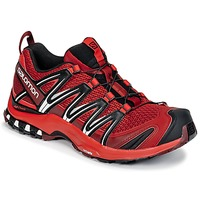 Shoes Men Running shoes Salomon XA PRO 3D Red / Black