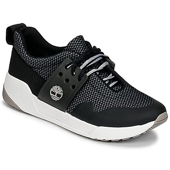 Shoes Women Low top trainers Timberland KIRI NEW LACE OXFORD Black / White