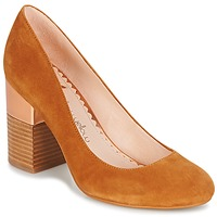 Shoes Women Court shoes Mellow Yellow DABOL Camel