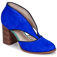 Shoes Women Ankle boots Mellow Yellow DADYLOUNA Blue