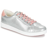 Shoes Women Low top trainers Mellow Yellow DAZELY Silver