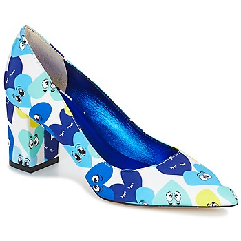 Shoes Women Court shoes Mellow Yellow DECHOUPINO Blue