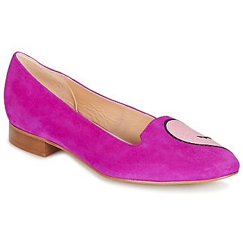 Shoes Women Ballerinas Mellow Yellow DRECCY Fuschia