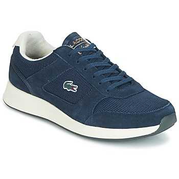 Shoes Men Low top trainers Lacoste JOGGEUR 118 1 Blue