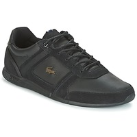 Shoes Men Low top trainers Lacoste MENERVA 118 1 Black