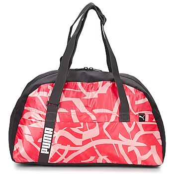 Bags Women Sports bags Puma CORE ACTIVE SPORTSBAG M Pink / Black
