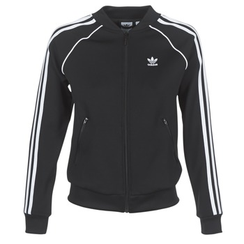 material Women Jackets adidas Originals SST TT Black