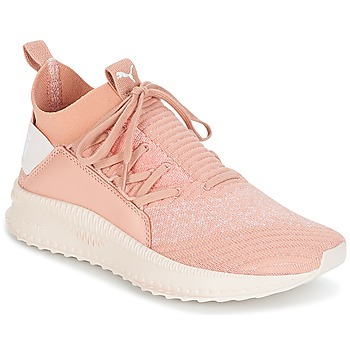 Shoes Running shoes Puma TSUGI SHINSEI UT Pink / White