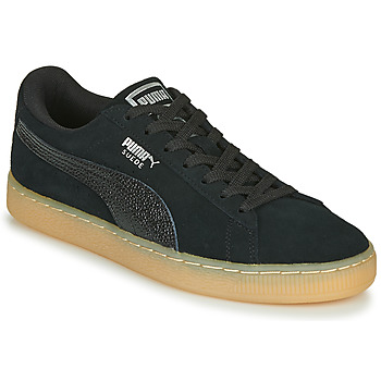 Shoes Women Low top trainers Puma SUEDE CLASSIC BUBBLE W'S Marine