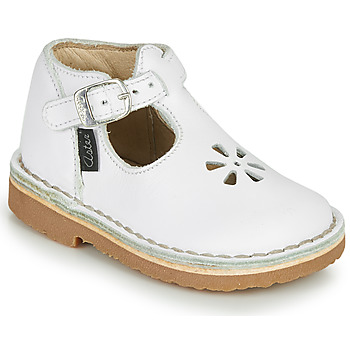 Shoes Girl Ballerinas Aster BIMBO White
