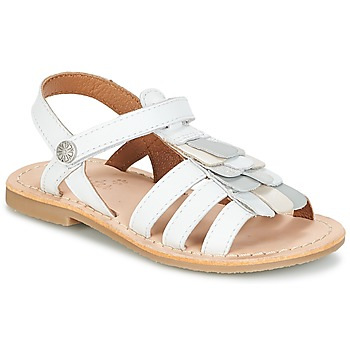 Shoes Girl Sandals Aster CORELLE White