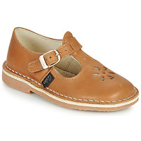 Shoes Children Ballerinas Aster DINGO Camel