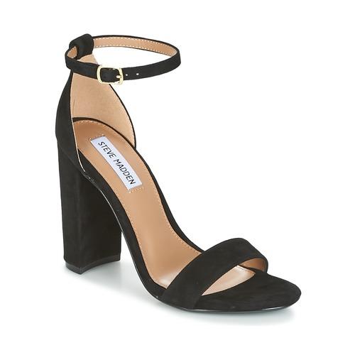 Shoes Women Sandals Steve Madden CARRSON Black