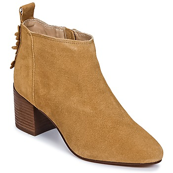 Shoes Women Low top trainers Esprit CANDY BOOTIE Camel