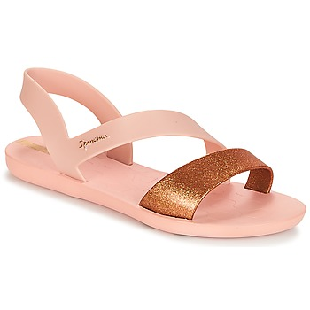 Shoes Women Sandals Ipanema VIBE SANDAL Pink / Bronze