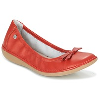 Shoes Women Ballerinas TBS MACASH Red