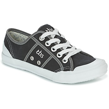 Shoes Women Low top trainers TBS OPIACE Black