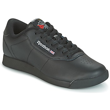 Shoes Women Low top trainers Reebok Classic PRINCESS Black