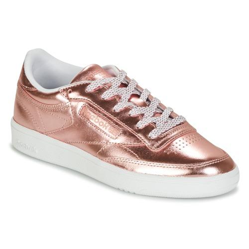 Reebok Classic CLUB C 85 S SHINE Pink