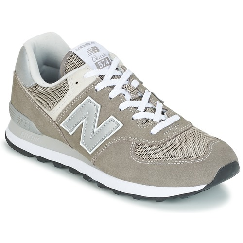 Shoes Low top trainers New Balance ML574 Grey
