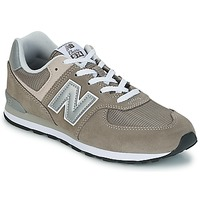 Shoes Children Low top trainers New Balance 574 Grey