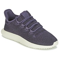 Shoes Women Low top trainers adidas Originals TUBULAR SHADOW W Violet