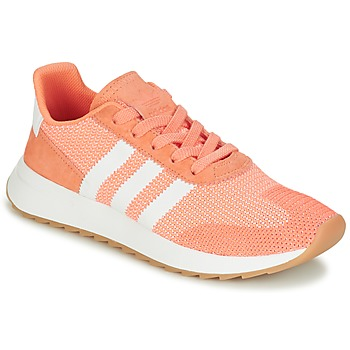 Shoes Women Low top trainers adidas Originals FLB RUNNER W Coral