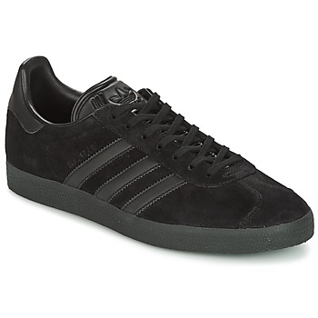 Shoes Low top trainers adidas Originals GAZELLE Black