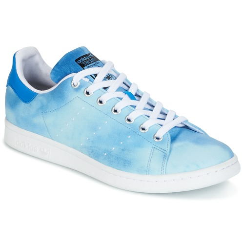 c83753a6dea Shoes Low top trainers adidas Originals STAN SMITH PHARRELL WILLIAMS Blue