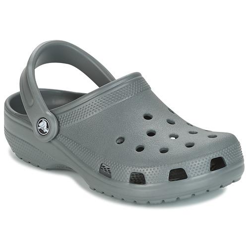 Shoes Clogs Crocs CLASSIC Grey