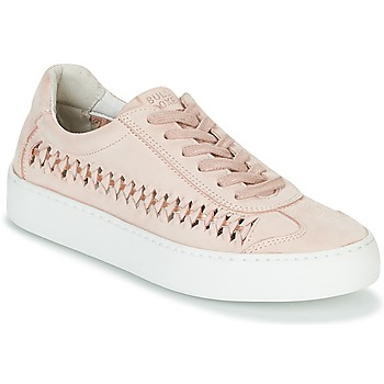 Shoes Women Low top trainers Bullboxer PARETE Pink