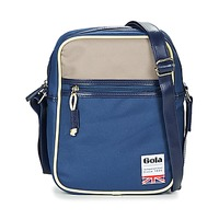 Bags Men Pouches / Clutches Gola MINI BRONSON POLYESTER Marine