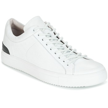 Shoes Men Low top trainers Blackstone PM56 White