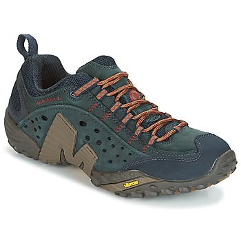 Shoes Men Hiking shoes Merrell INTERCEPT Blue