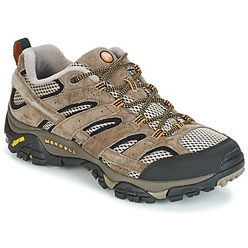Shoes Men Hiking shoes Merrell MOAB 2 VENT Grey