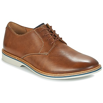 Shoes Men Derby shoes Clarks ATTICUS LACE Brown