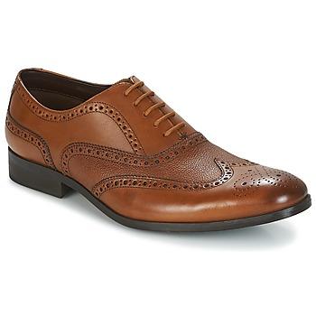 Shoes Men Brogue shoes Clarks GILMORE LIMIT Brown