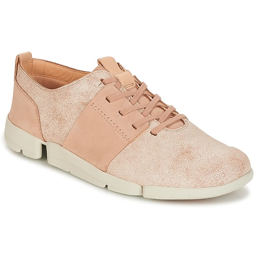 Clarks TRI CAITLIN Pink - Free delivery